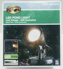 Hampton Bay LED Low Voltage Pond Light