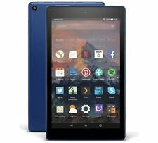 Amazon Fire HD 8 Tablet With Alexa (7th Generation Quad Core) 16 GB Blue