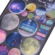 3D Du bist mein Space Decor Tagebuch Aufkleber Scrapbook PVC Schreibwaren DIY X