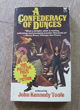 A CONFEDERACY OF DUNCES by John Kennedy toole -3rd print Grove Black cat PB 1981