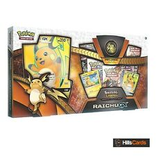 Pokemon Shining Legends Raichu Special Collection Box: Booster Packs, Promo Card