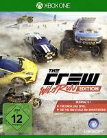 The Crew - Wild Run Edition (Microsoft Xbox One, 2015) WILD RUN CODE verwendet!!