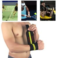 Sport Wrist Support Carpal Tunnel Guard Band Brace Sprain Arthritis Splint Strap