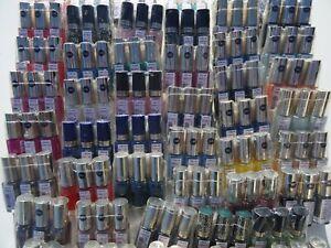 lot revendeur 30 vernis à ongles color riche de l'oreal 14 couleurs differentes