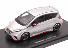 Nissan Note E-Power Nismo 2017 Silver 1:43 Model 45440 EBBRO