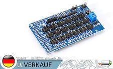 Mega Sensor Shield V2.0 V2 für Arduino Mega 2560 R3 1280 Servomotor Pespunteador