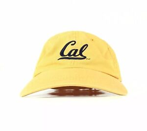 Cal State Bears Berkeley The Game Brand Baseball Cap Hat Fitted Size 7 1/4