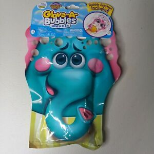 Glove A Bubbles Wave And Play Thousands Of Bubbles Elephant New