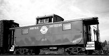 Norfolk Southern (NS) #365 Black & White Print