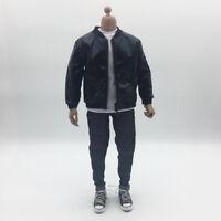 Black Dress Pants #1-1//6 Scale AFS Action Figures Royal Agent James