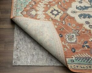 """Mohawk Home Dual Surface Felt and Latex Non Slip Rug Pad, 1/4"""" Thick, 3'x5', ..."""