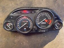2002 02 Kawasaki ZX600 ZX 600 F Ninja Dash Panel Cluster Speedometer Tach NICE