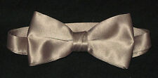 Lot of 10 Mink Champagne New Mens Bow Ties Great for Singing Groups Bands Church