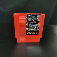 Super 852 in 1 Game NES Classic 8 bit! (405+447) Battery Save Game Card NEW