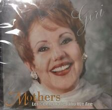 GERI ROBAK - MOTHERS LET'S CELEBRATE WHO WE ARE - 11 TRACKS - NEW - G574