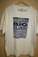 Mens ACL Fest Austin City Limits VTG 1998 BLUES RELIC! TShirt XL Buddy Guy KLRU