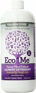 Laundry Detergent by Eco-Me, 32 oz Fragrance Free