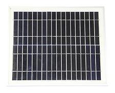Solarmodul 10 Watt mono Solarpanel Photovoltaik Solarzellen 10 W TÜV Zertifikat