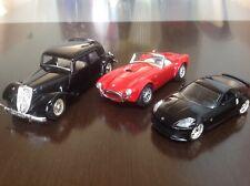 Diecast 1:24 & 1:32 Parts Car Lot By: Jada / Bburago
