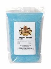 SeedRanch Copper Sulfate 99.9% Crystals Pentahydrate - 10 Lbs.