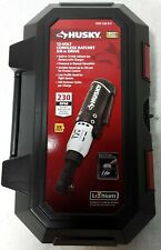 Husky 3/8 in. 12-Volt Battery Cordless Ratchet [N]