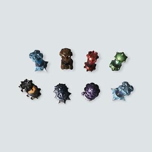 Skylanders Imaginators - Creation Crystals Bundle - VGC/RESET/WiiU/XBOX/PS4 🐙