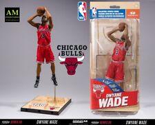 McFARLANE NBA 30 - CHICAGO BULLS - DWYANE WADE - FIGUR - NEU/OVP