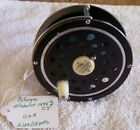 """PFLUEGER MEDALIST 1495 1/2 FLY REEL 3-5/8"""" X 1-3/8""""   TAG IS WRONG MADE IN JAPAN"""