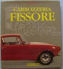 Carrozzerria Fissore by Paolo Fissore Coachbuiding Fiat Osca TVR Elva De Tomaso