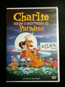 Charlie anche i cani vanno in Paradiso - DVD Nuovo