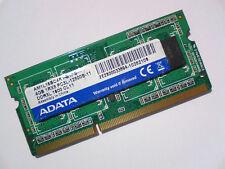 4GB DDR3L-1600 PC3L-12800 1600Mhz AM1L16BC4R1-B1PS ADATA LAPTOP MEMORY RAM
