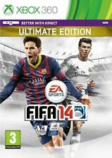 Sports Microsoft Xbox 360 FIFA 14 Video Games