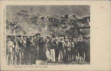 CHILE PISAGUA EN EL DIA DEL INCENDIO N°829 BRANDT