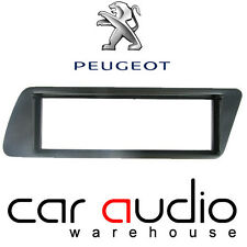 Fp-04-01 PEUGEOT 306 à partir de 1993 voiture radio stéréo simple din panneau avant fascia PANEL