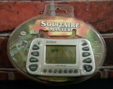 SOLITAIRE MASTER, Vegas Style Handheld Electronic Game [GM7352] Brand New