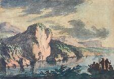 Franz Edmund Weirotter 1733 –1771) Paysage Autriche XVIIIe Österreich