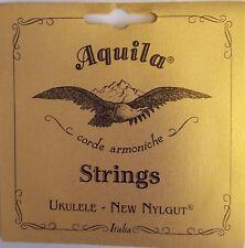 AQUILA 4U Soprano Ukulele Strings (GCEA) Tuning.