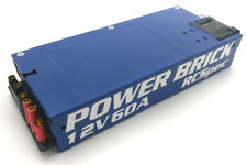 12V 60A Power Supply iCharger 406 4010 308 X6 Charger POWER BRICK RCSpeed BLUE