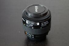 Nikon AF NIKKOR 35-70mm 3.3-4.5 Objektiv Lens Zoom Vollformat FX DX