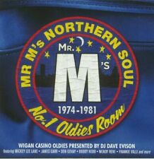 Mr M's Northern Soul - Wigan Casino No 1 Oldies Room 1974-1981 3 CD