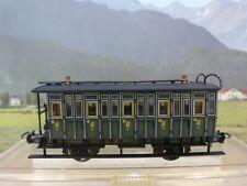 Trix 3716 Abteilwagen 3 Klasse K.Bay.Sts.B        68/256
