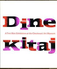 Dine/Kitaj: A Two Man Exhibition at the Cincinnati Art Museum-1973