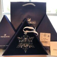 Swarovski Crystal Large Snowflake Annual Edition Christmas Ornament 2020 5511041