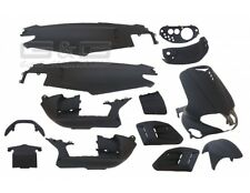 Disguise Kit Panel 15 Parts Black Matte Gilera Runner 50 125 180 200