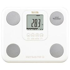 TANITA BC-751-WH White InnerScan Body Composition Diet Monitor