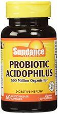 Sundance Probio-10 Acidophilus 60 Count Each