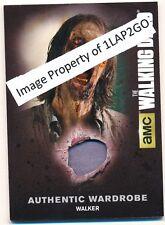 Walking Dead Season 4 Part 2 Wardrobe M34 Walker Card Free Shipping