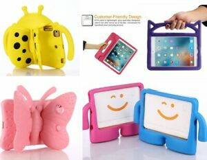 Kids Child Shockproof Case Stand Cover IPad Air2,3,Pro 9.7,Pro11, Mini 1.2.3.4.5