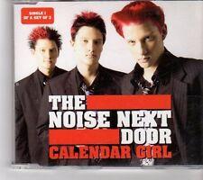 (FK399) The Noise Next Door, Calendar Girl - 2004 CD