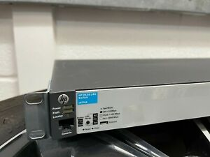 J9776A HP 2530-24G Managed 24 Port Switch Tested with Warranty